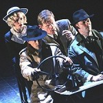 """The 39 Steps"" Broadway Hit,  from Alfred Hitchcock . Built Suits and Dresses."